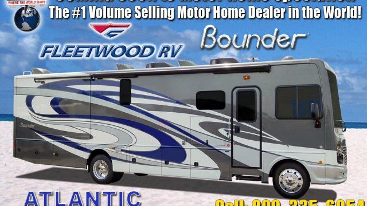2019 Fleetwood Bounder for sale 300173194
