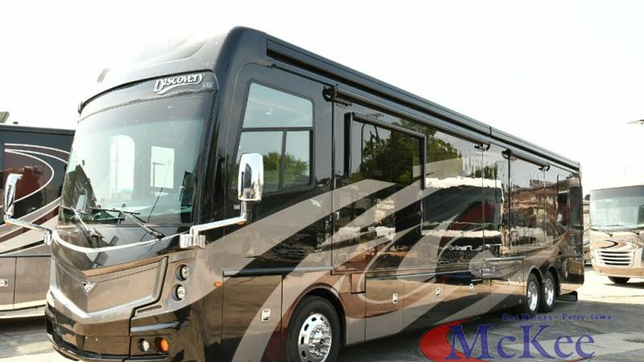 2019 Fleetwood Discovery for sale 300171753