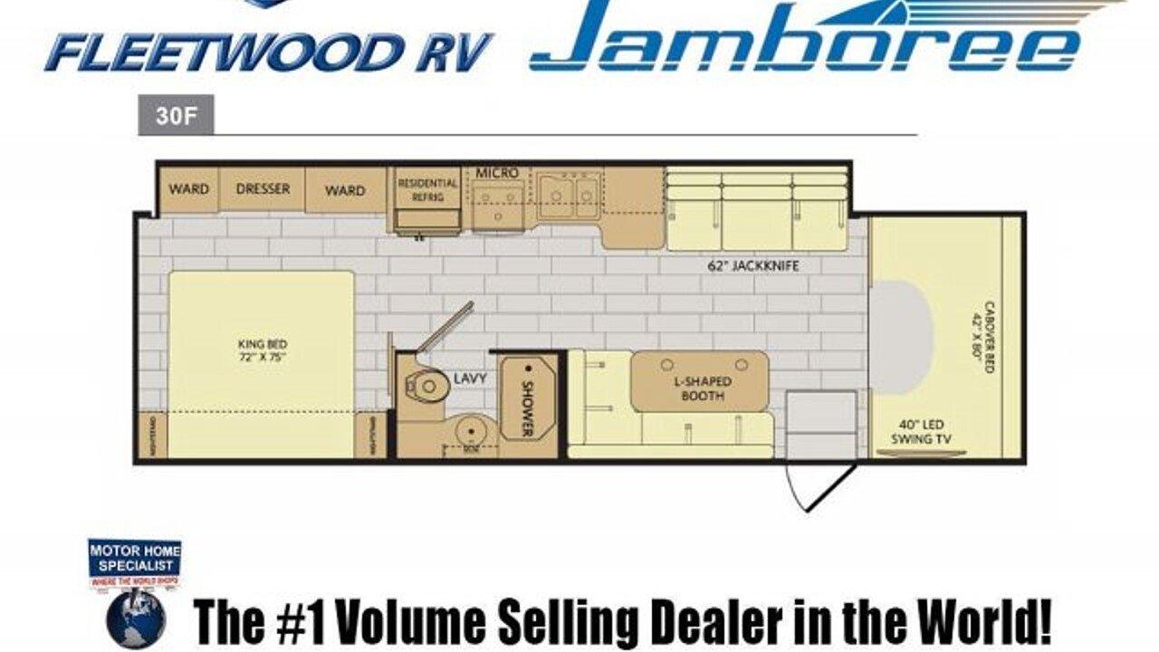 2019 Fleetwood Jamboree for sale 300171813