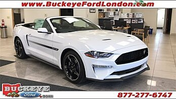 2019 Ford Mustang GT Convertible for sale 101009852