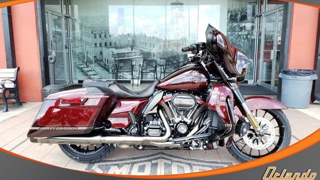 2019 Harley-Davidson CVO for sale 200638080