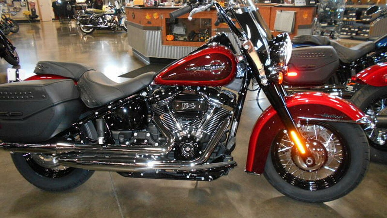2019 Harley-Davidson Softail for sale 200620685