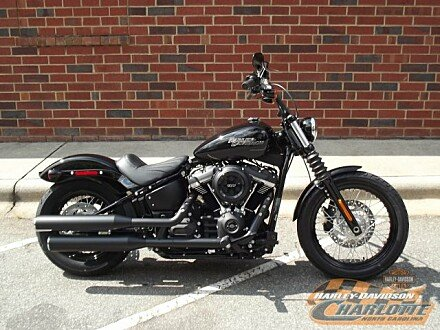 2019 Harley-Davidson Softail Street Bob for sale 200619119