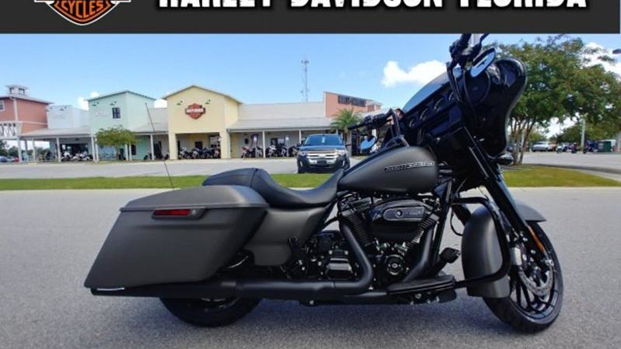 2019 Harley-Davidson Touring Street Glide Special for sale 200619234