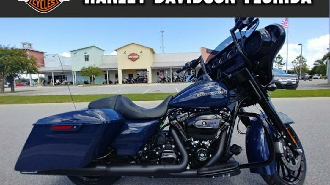 2019 Harley-Davidson Touring Street Glide Special for sale 200622146