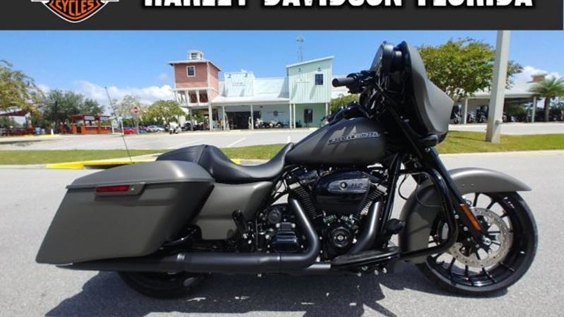 2019 Harley-Davidson Touring Street Glide Special for sale 200622192