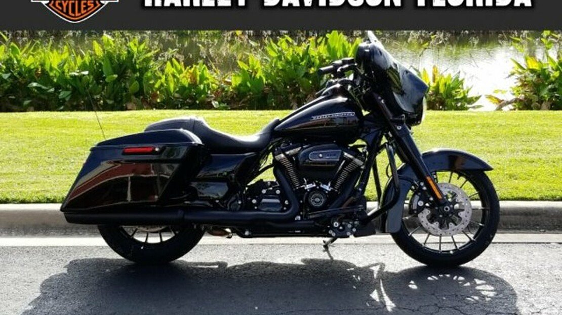 2019 Harley-Davidson Touring Street Glide Special for sale 200622231