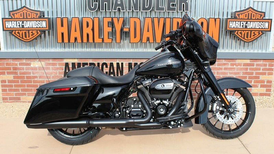 2019 Harley-Davidson Touring Street Glide Special for sale 200629225