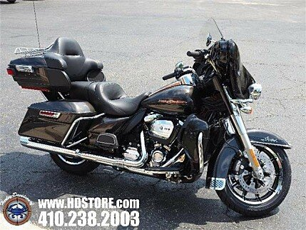 2019 Harley-Davidson Touring Ultra Limited for sale 200625804