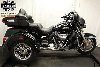 2019 Harley-Davidson Trike Tri Glide Ultra for sale 200621721