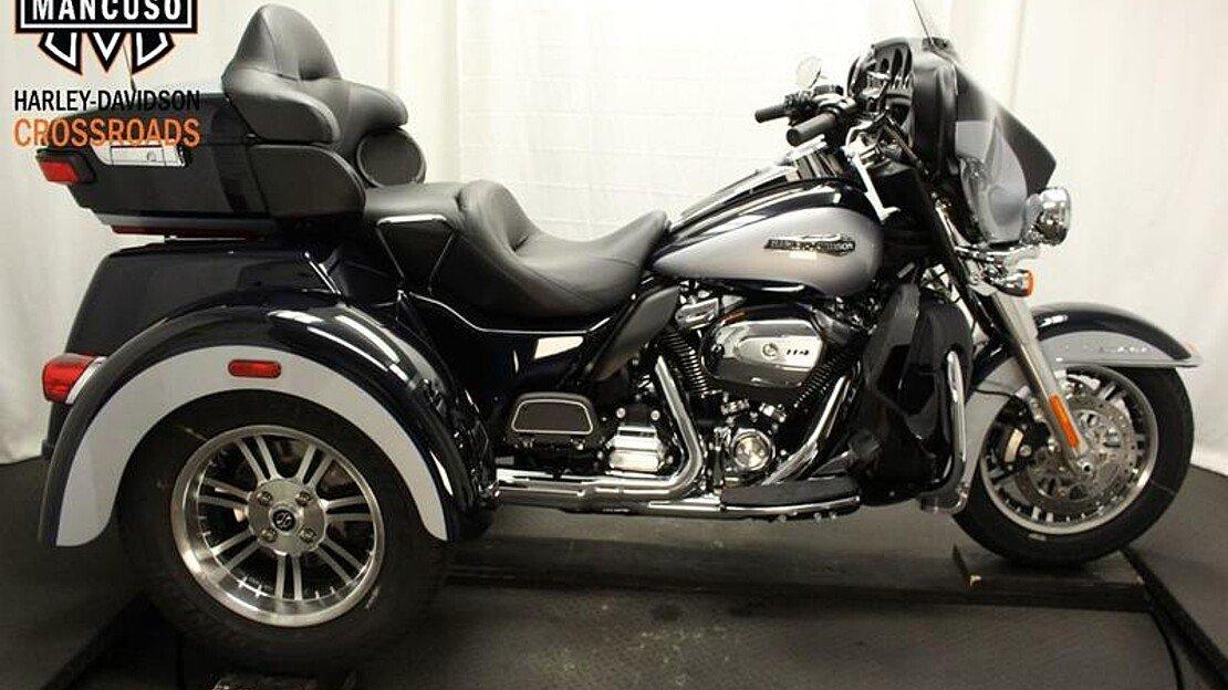 2019 Harley-Davidson Trike Tri Glide Ultra for sale 200621722
