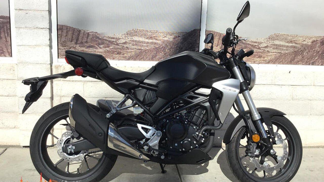 2019 Honda CB300R for sale 200621040