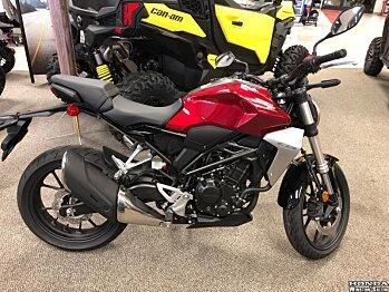 2019 Honda CB300R for sale 200624024