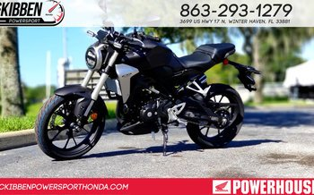 2017 Honda CRF250L Motorcycles For Sale