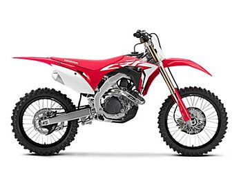 2019 Honda CRF450R for sale 200611538