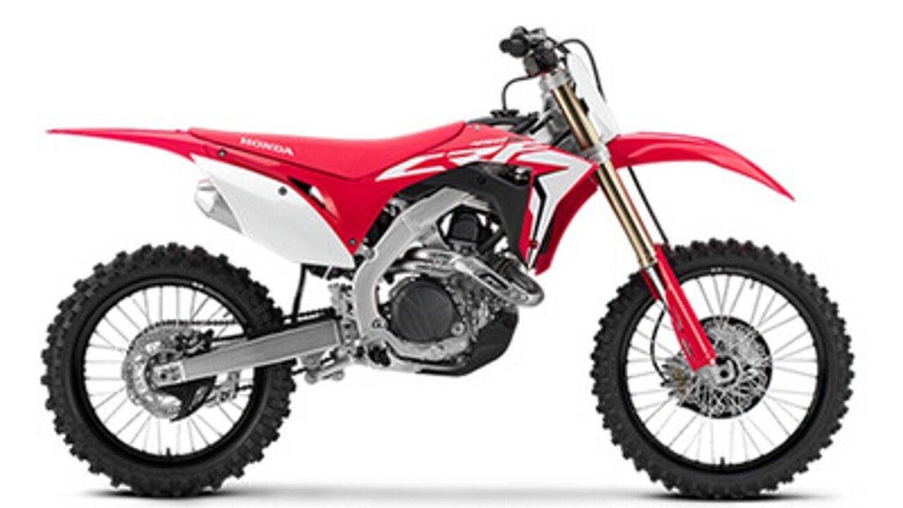 2019 Honda CRF450R for sale 200611538