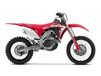 2019 Honda CRF450R for sale 200628257
