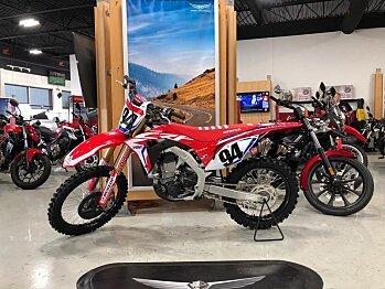 2019 Honda CRF450R for sale 200629304