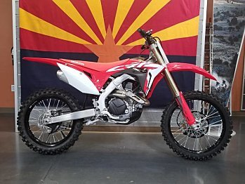 2019 Honda CRF450R for sale 200629545
