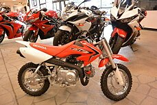 2019 Honda CRF50F for sale 200614109