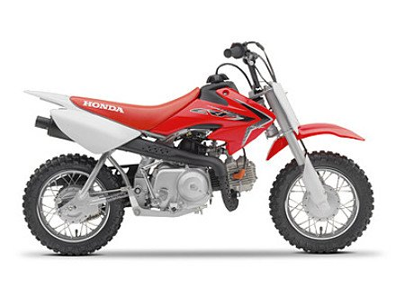 2019 Honda CRF50F for sale 200625002