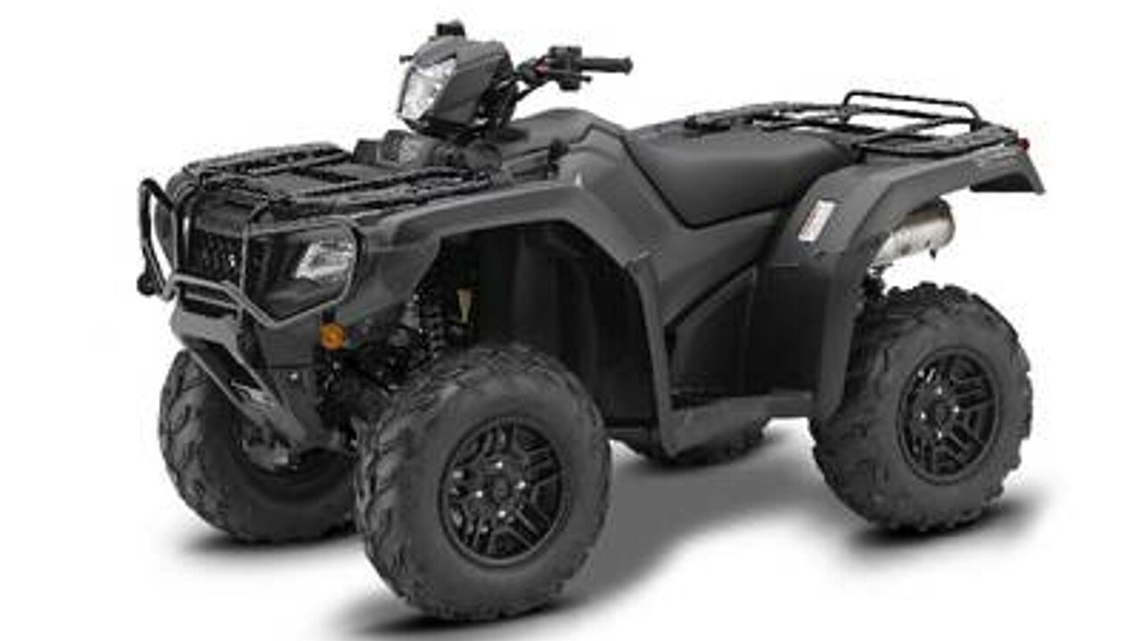 2019 Honda FourTrax Foreman Rubicon for sale 200643522