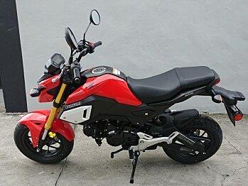 2019 Honda Grom for sale 200602925