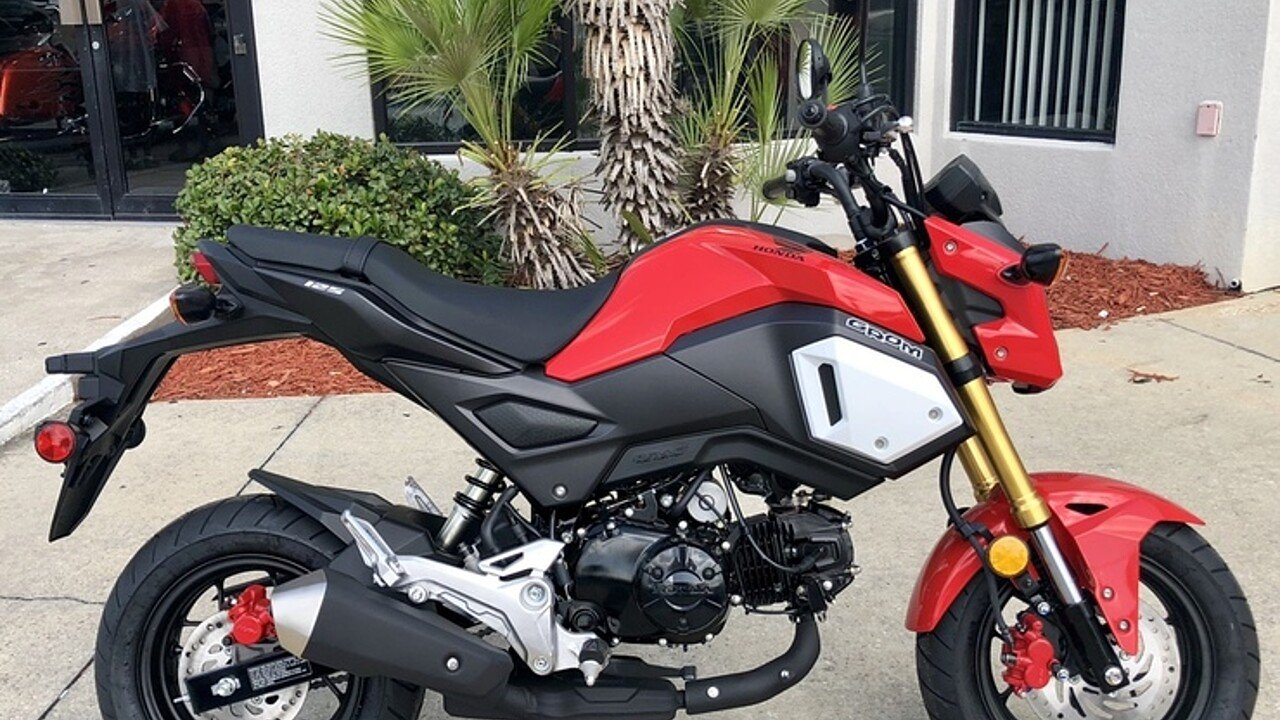 2019 Honda Grom for sale 200611775