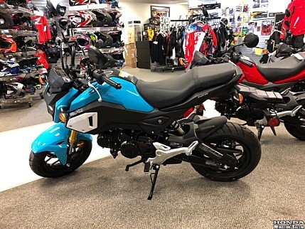 2019 Honda Grom for sale 200623096