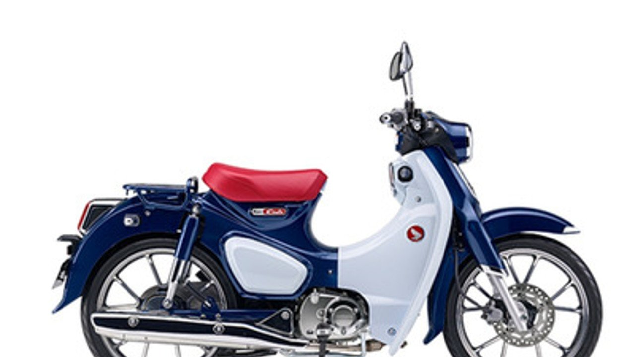 2019 honda super cub c125 for sale near maumee ohio 43537 motorcycles on autotrader. Black Bedroom Furniture Sets. Home Design Ideas