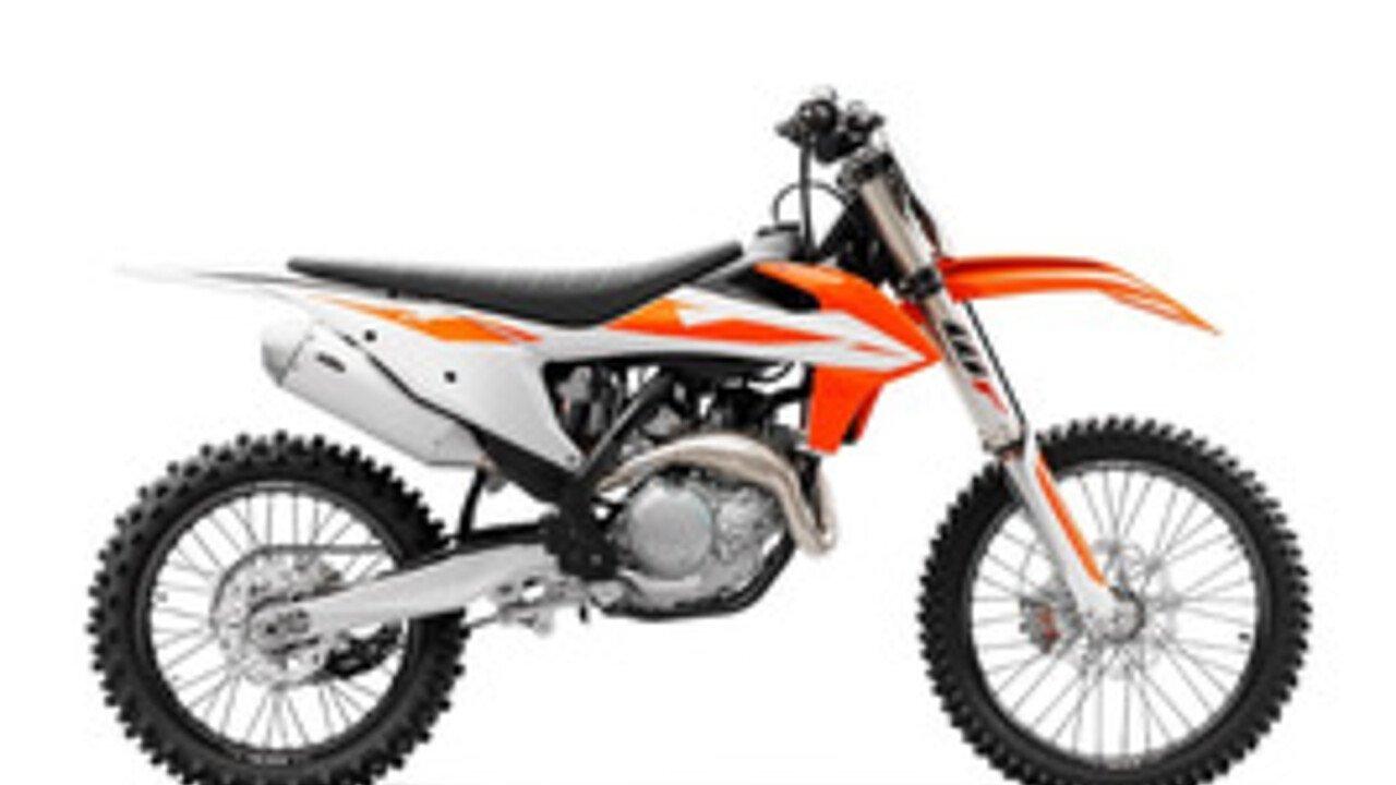 2019 KTM 250SX-F for sale 200620592