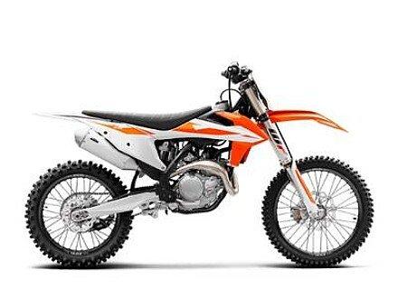2019 KTM 350SX-F for sale 200632860