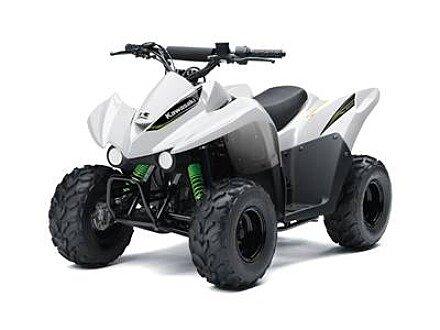 2019 Kawasaki KFX50 for sale 200630253