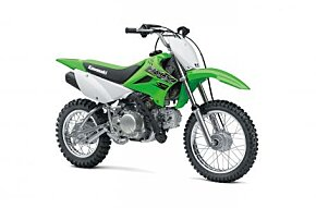 2019 Kawasaki KLX110 for sale 200608829