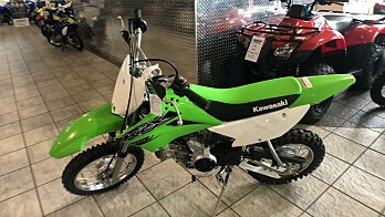 2019 Kawasaki KLX110L for sale 200614688