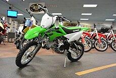 2019 Kawasaki KLX110L for sale 200619677