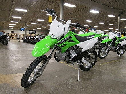 2019 Kawasaki KLX110L for sale 200627957