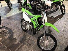 2019 Kawasaki KLX110L for sale 200641121