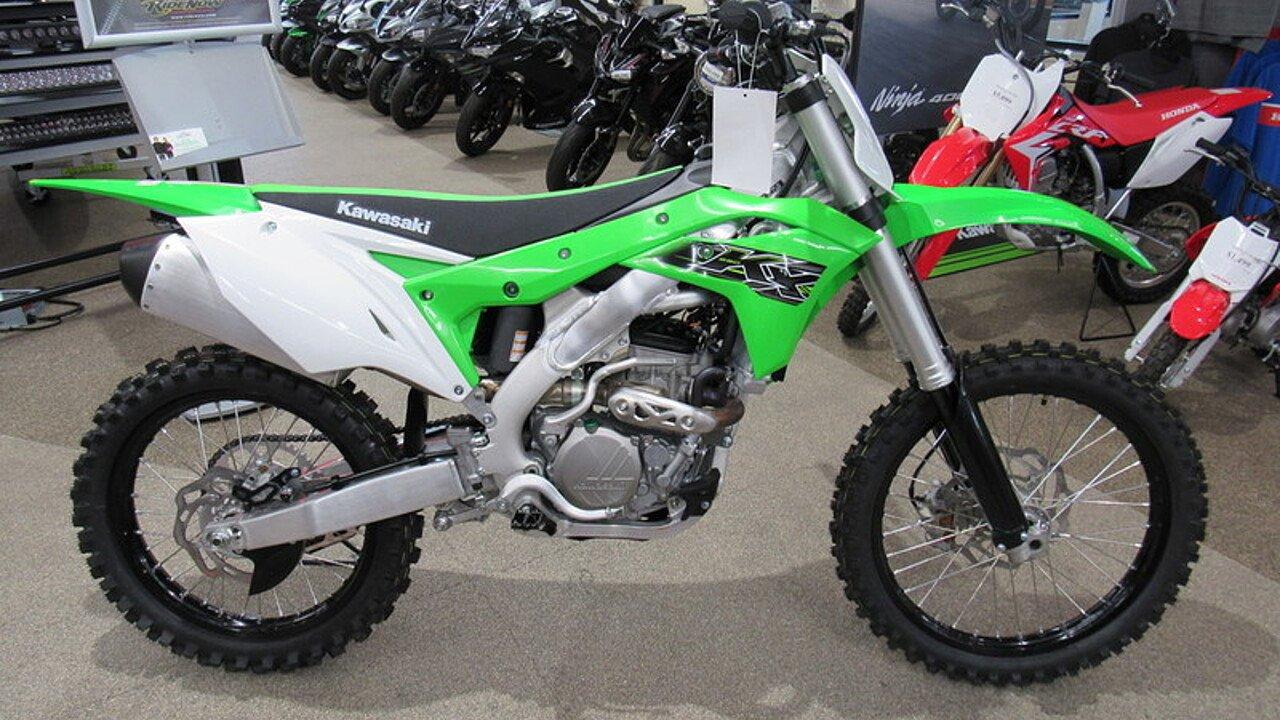 2019 Kawasaki KX250F for sale 200593922