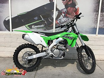 2019 Kawasaki KX250F for sale 200596820