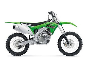 2019 Kawasaki KX250F for sale 200613244