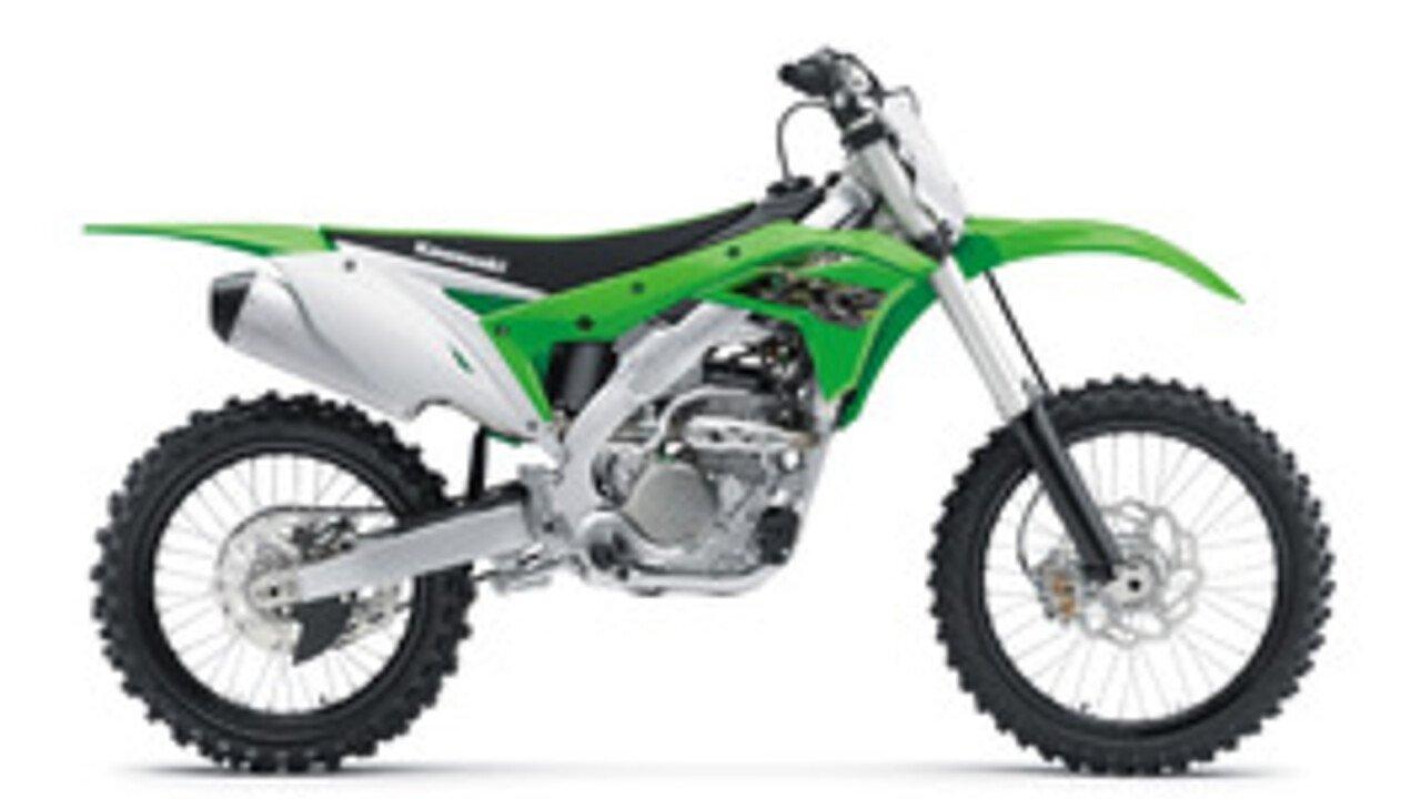 2019 Kawasaki KX250F for sale 200619033