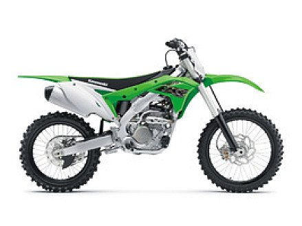 2019 Kawasaki KX250F for sale 200619033