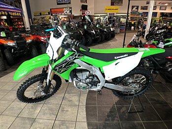 2019 Kawasaki KX450F for sale 200605937