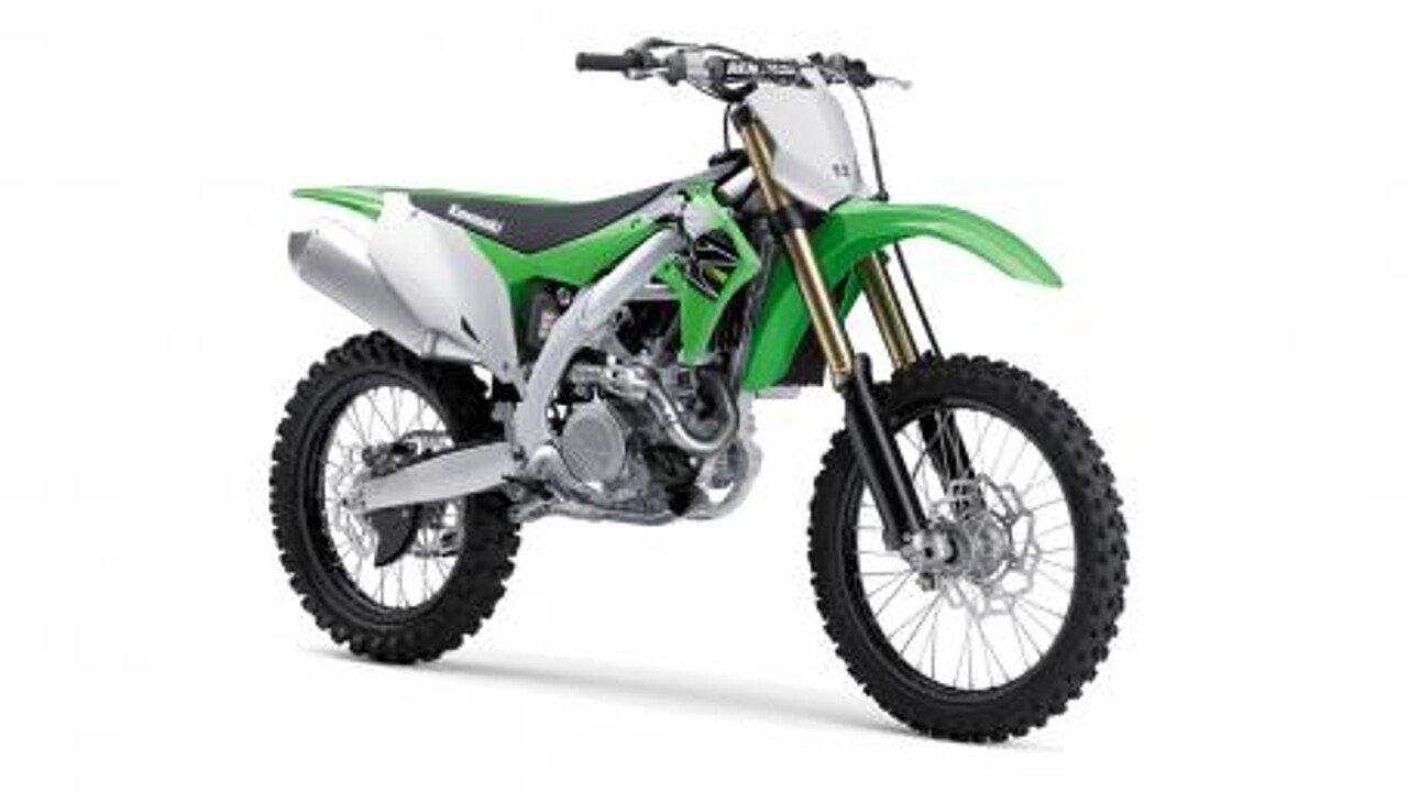 2019 Kawasaki KX450F for sale 200608832