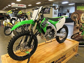 2019 Kawasaki KX450F for sale 200621961