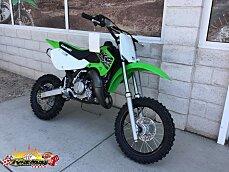 2019 Kawasaki KX65 for sale 200596833