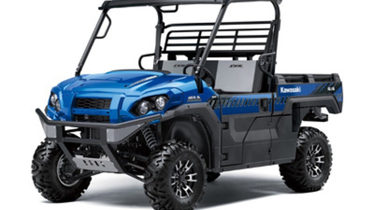 2019 Kawasaki Mule PRO-FXR for sale 200599099