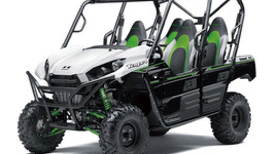 2019 Kawasaki Teryx4 for sale 200608375