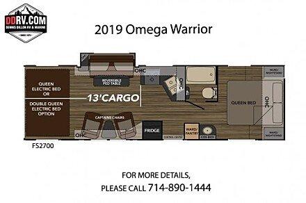 2019 Omega Warrior for sale 300158310